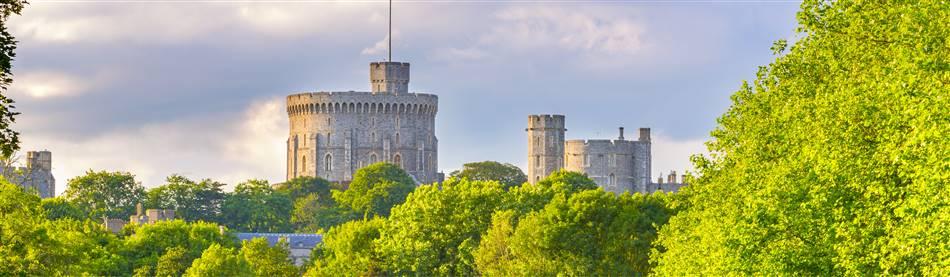 Windsor Castle & Blenheim Palace