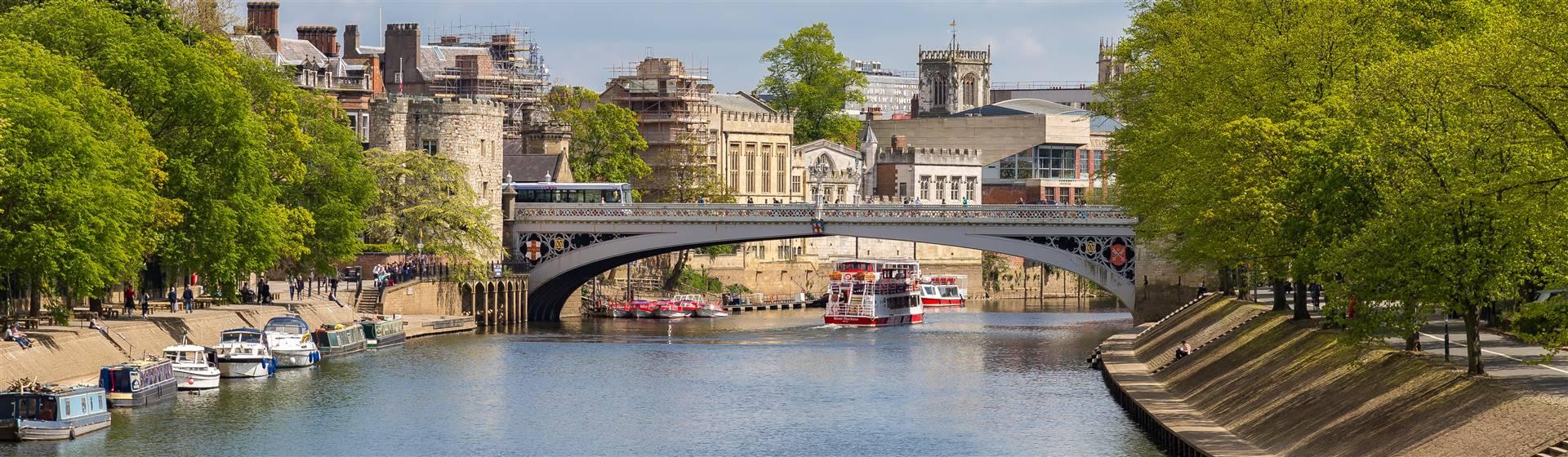 Harrogate & York (Doubletree Hilton Harrogate)